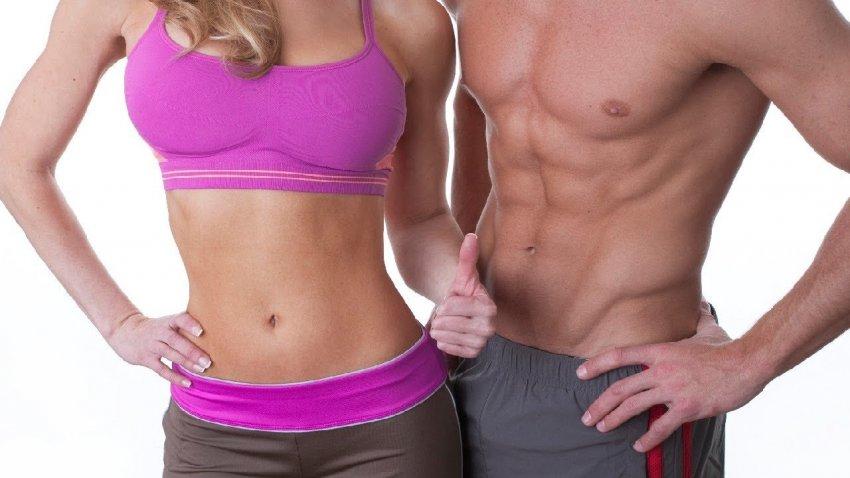 Как убрать жир с грудные мышцы в  372