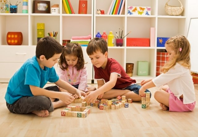 Развивающие игрушки для детей