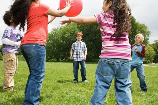 Развивающие подвижные игры для детей