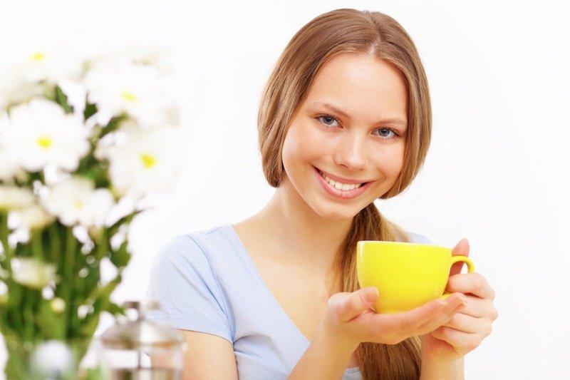 Чай при кормлении грудью