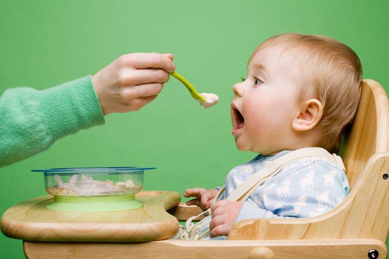 Какие каши давать ребенку