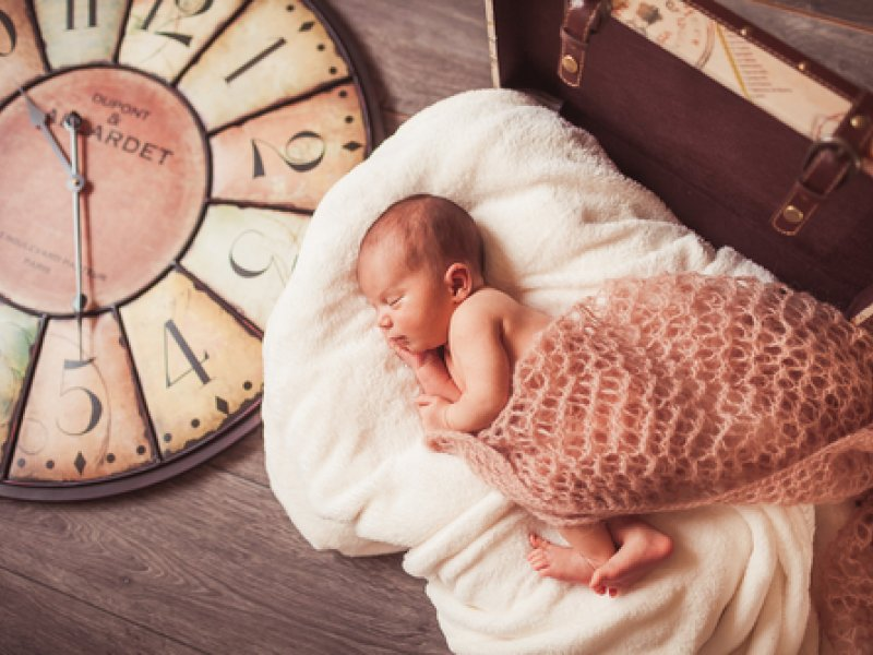 Режим младенца