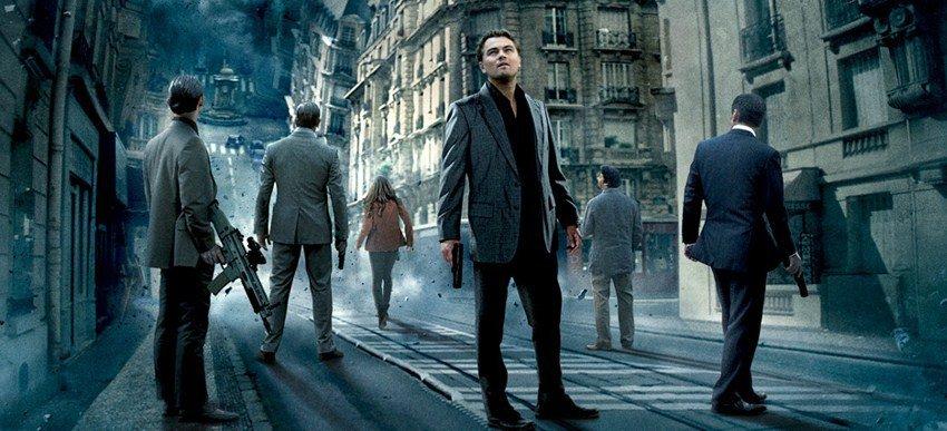 Фильм с ДиКаприо: Начало 2010