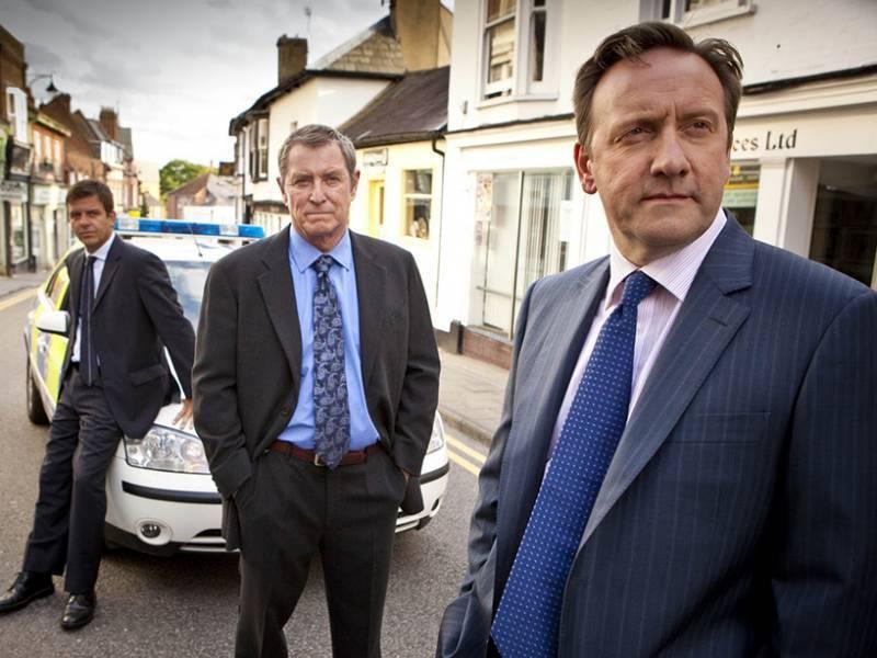 Сериал «Чисто английские убийства» (1997-2018) / «Убийства в Мидсомере» / Midsomer Murders