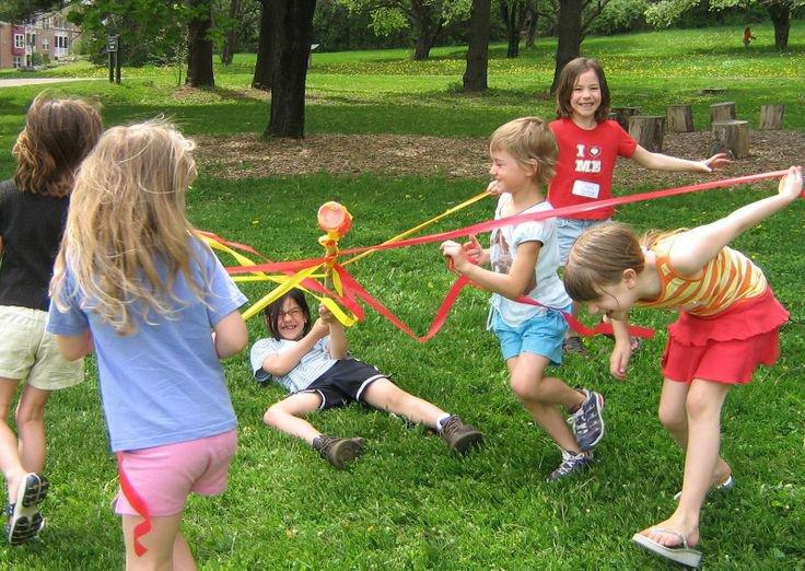 Игры для школьников на улице