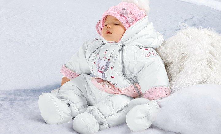 Как одевать ребенка дома