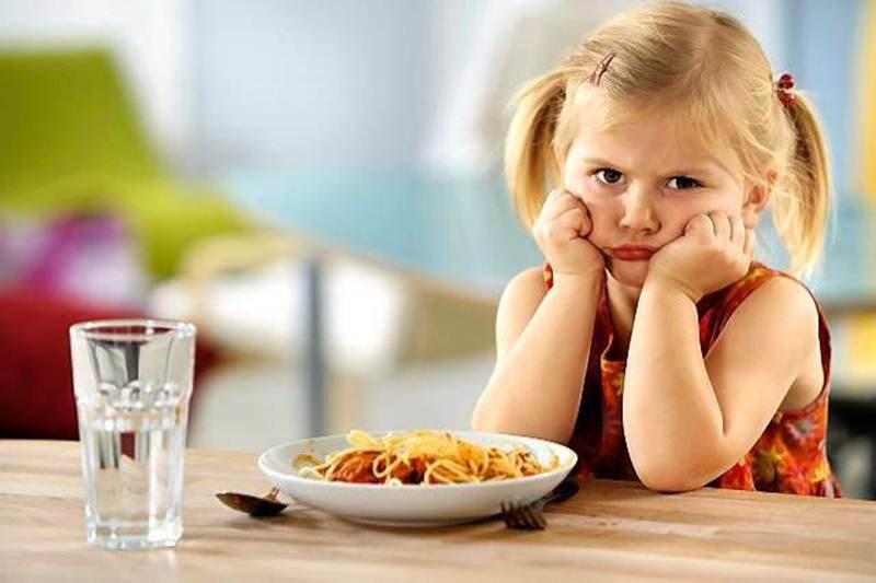 Кушать не буду или как накормить ребенка
