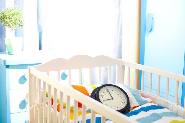 Распорядок дня ребенка после года