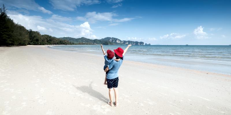Нюансы поездки с ребенком в Тайланд