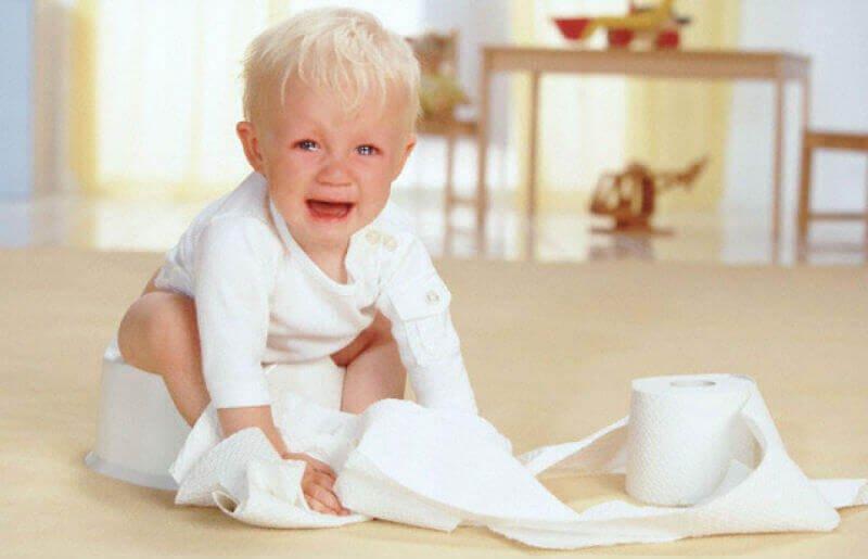 Запор у ребенка 2 года, запоры у детей 2 лет