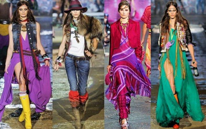 Бохо — стиль одежды
