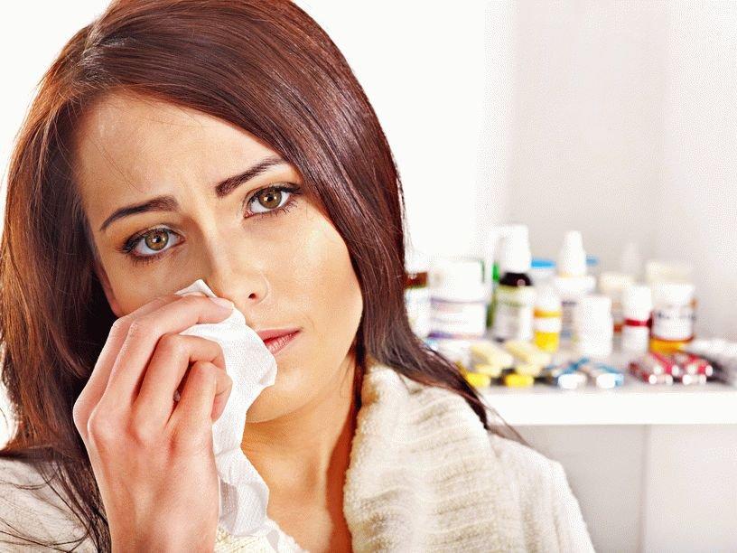 Как лечить болячки в носу