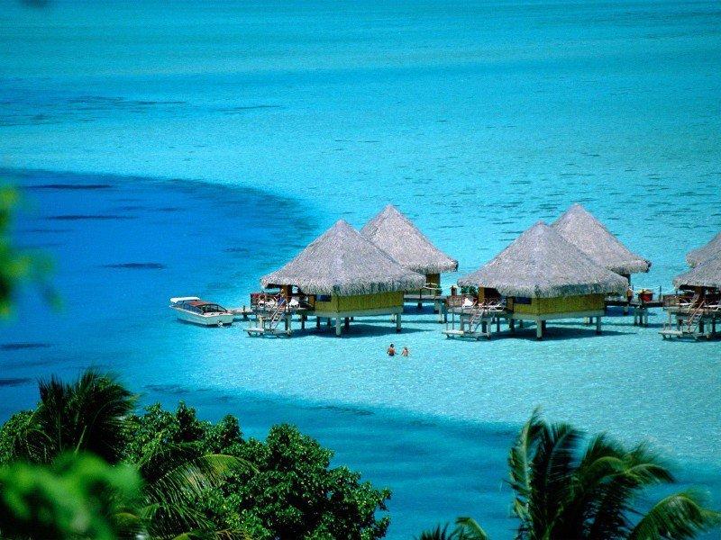 Отдых на островах Индийского океана