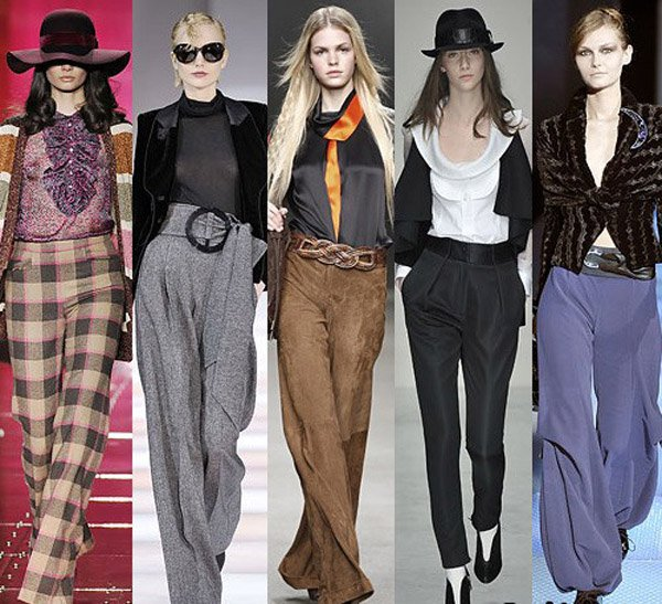 Как одеваться модно и стильно в теплую одежду