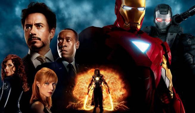 Фильм Железный человек 2 (2010)