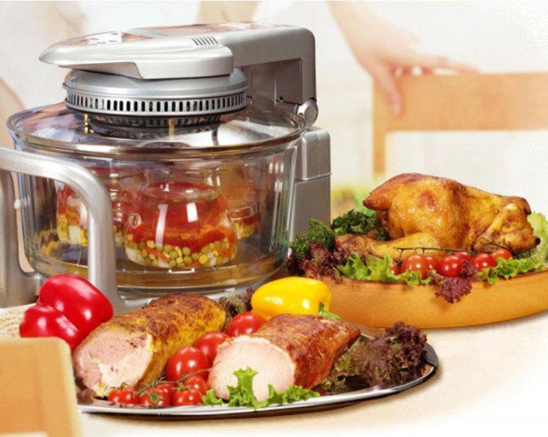 Вкусные и полезные рецепты для аэрогриля