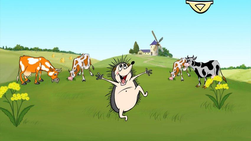 Сказки для детей о животных