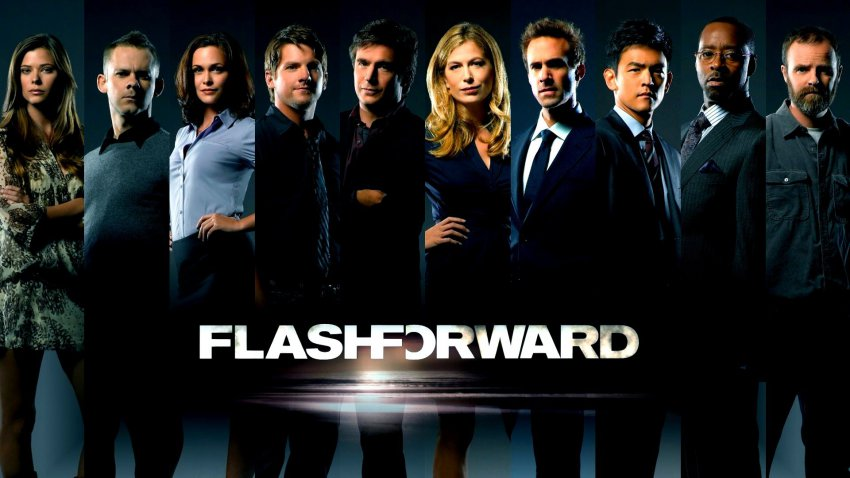 Сериал FlashForward