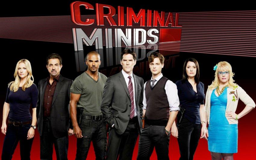 Сериал: Мыслить как преступник / Criminal Minds