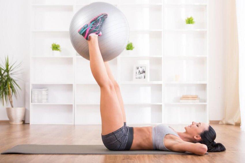 Как укрепить мышцы ног дома
