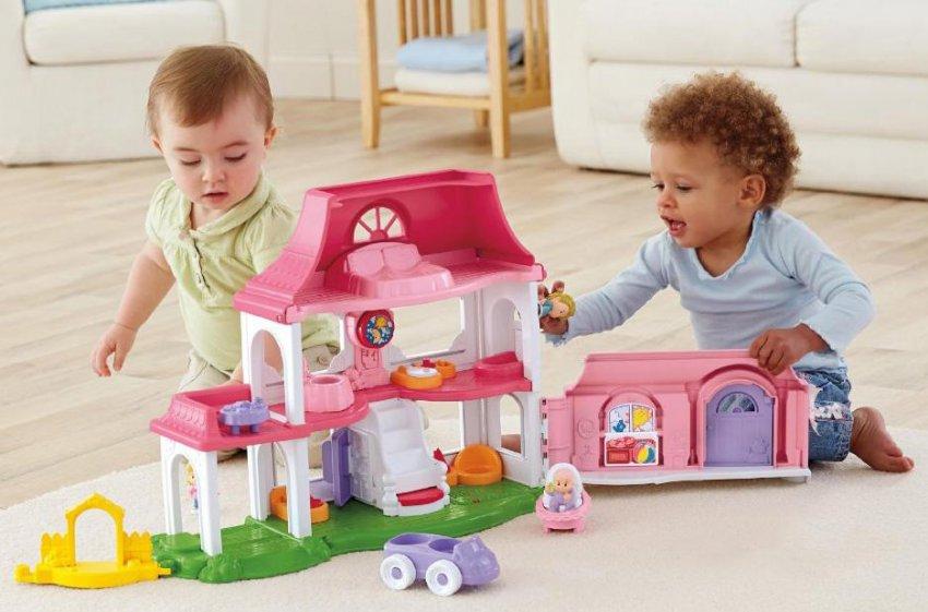 Игрушки для детей 2 лет