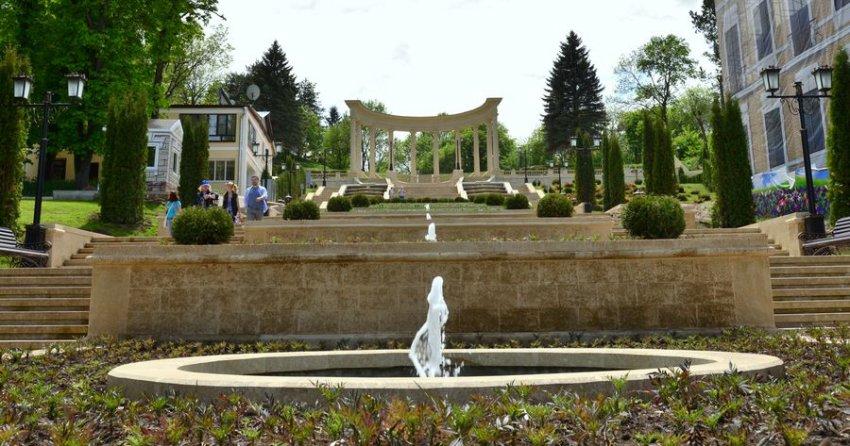 Курорты Ставропольского края