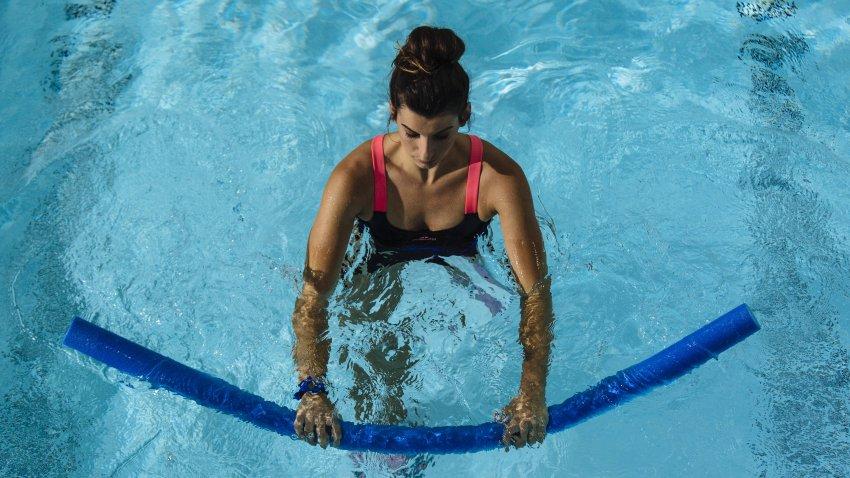 Упражнения в воде (аквагимнастика)