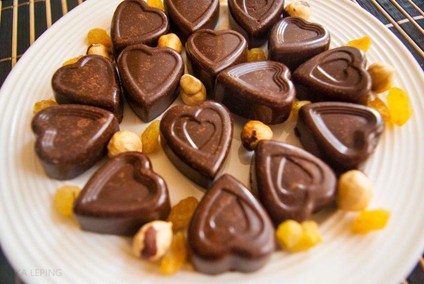 Как можно сделать шоколад дома