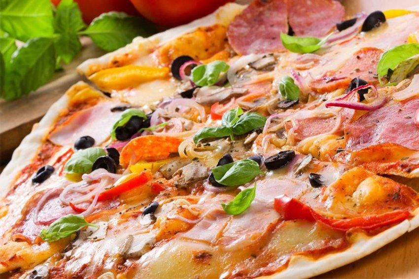 Рецепт вкусной мясной пиццы