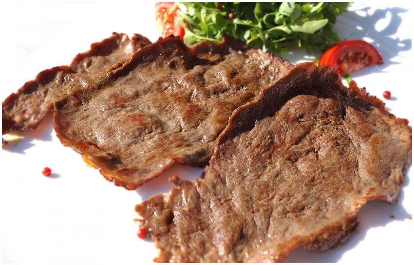 Отбивные из говядины рецепт