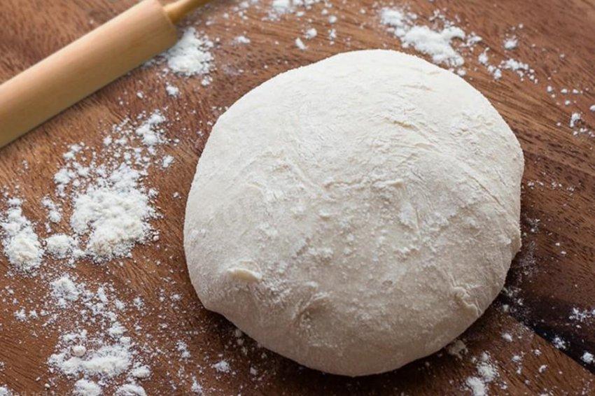 Тесто для пиццы на воде рецепт