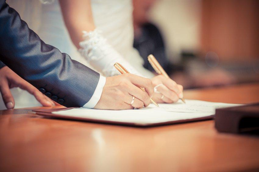 Как получить свидетельство о браке?
