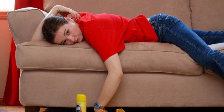 Как избавиться от запаха от мебели