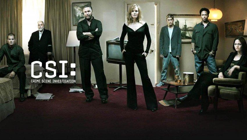 Сериал CSI — место преступления