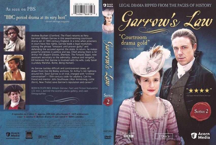 Закон Гарроу. Часть 2