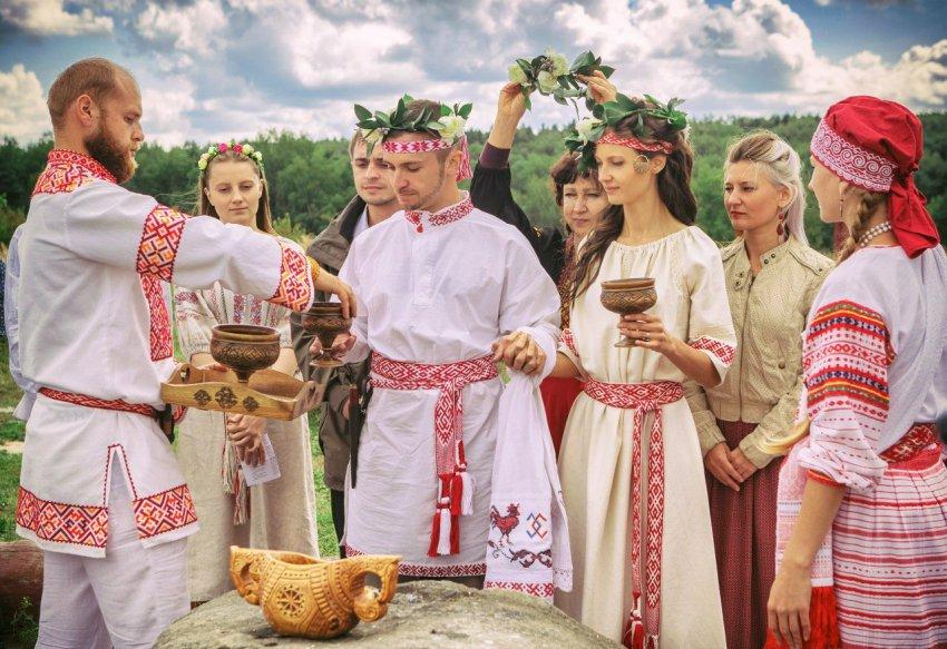 Оригинальные свадебные традиции и обычаи со всего мира