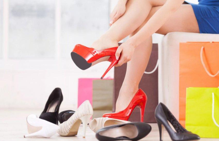 Важные моменты при выборе обуви