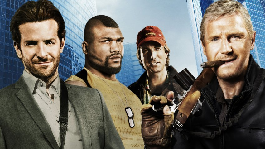 Отзыв к фильму Команда-А / The A Team 2010