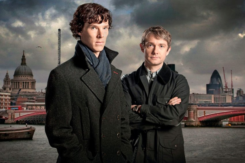 Новый сериал о Шерлоке Холмсе