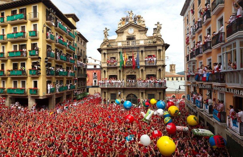 Праздники в Испании в августе