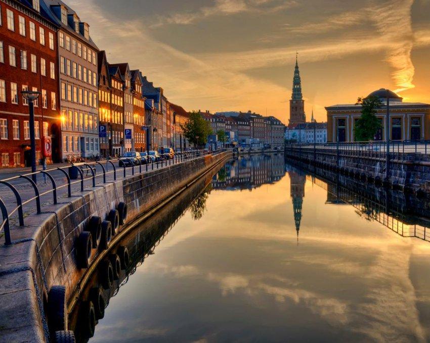Новогодние туры в Данию в Хёрсхольм