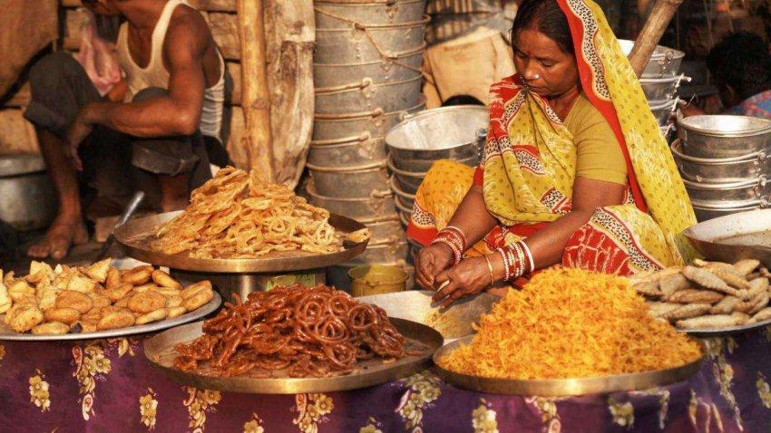 Национальная кухня Индии