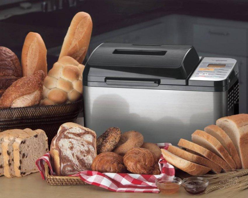 Как выпекать хлеб в хлебопечке
