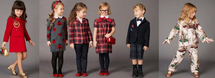 Основные направления детской моды сезона 2018