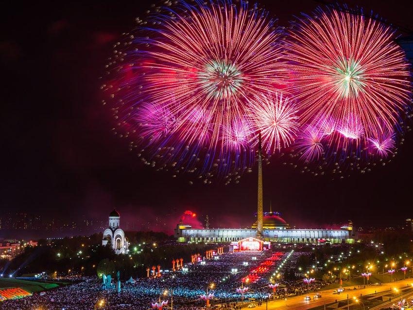 Парад 9 мая 2018 года в Москве: как попасть