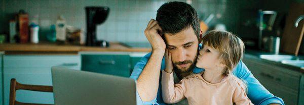 Отцы-одиночки: льготы в 2018 году