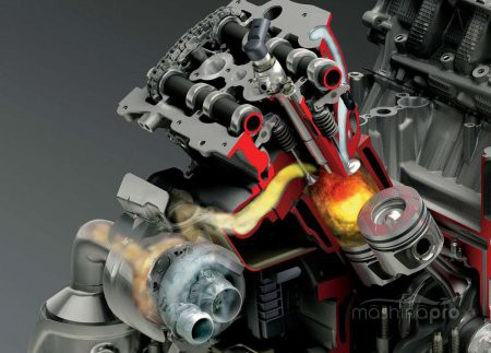 Причина выхода из строя дизельного двигателя