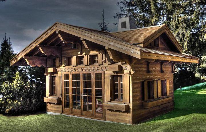 С 2018 года в России запускается льготная ипотека на деревянные дома