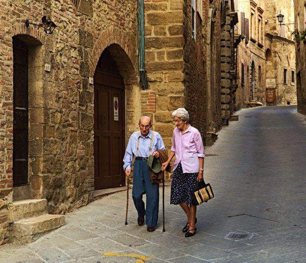 Пенсионный возраст в 2018: Италия