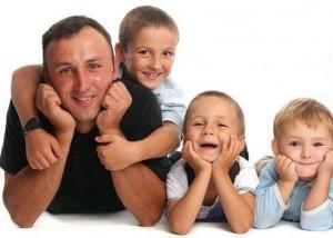 Льготы многодетному отцу: полный перечень